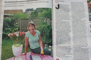 Artikel Gelderlander 19 Juli