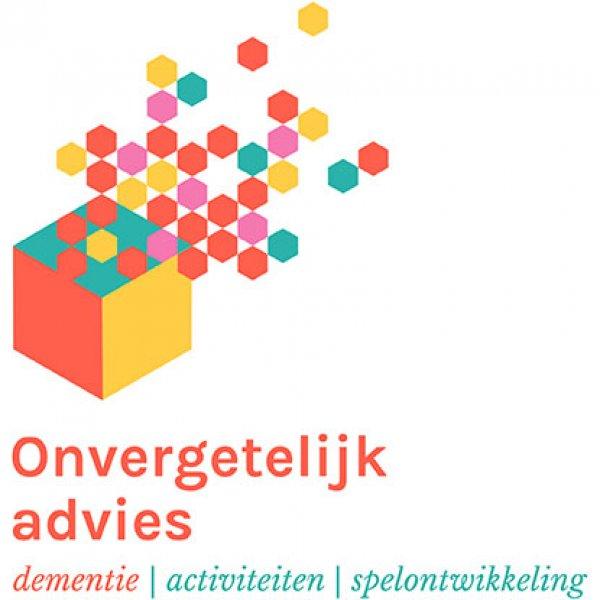 Onvergetelijk Advies Zorg Met Ballen Logo