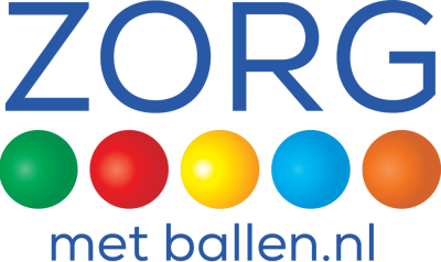 Logo Zorg met Ballen
